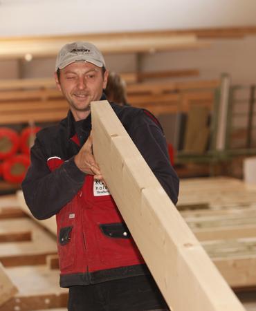 Zimmerei bei Holzbau Kaiser