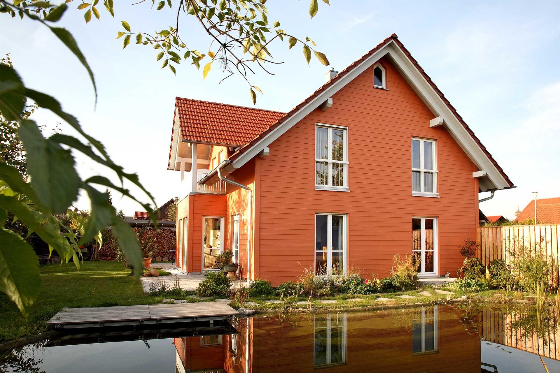 Holzhaus von Holzbau Kaiser