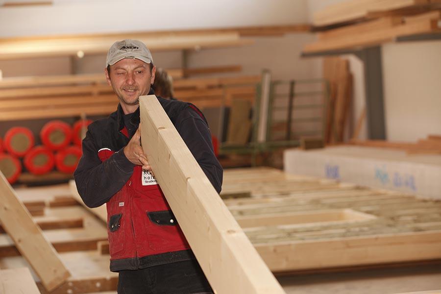 Holzbau nach Maß