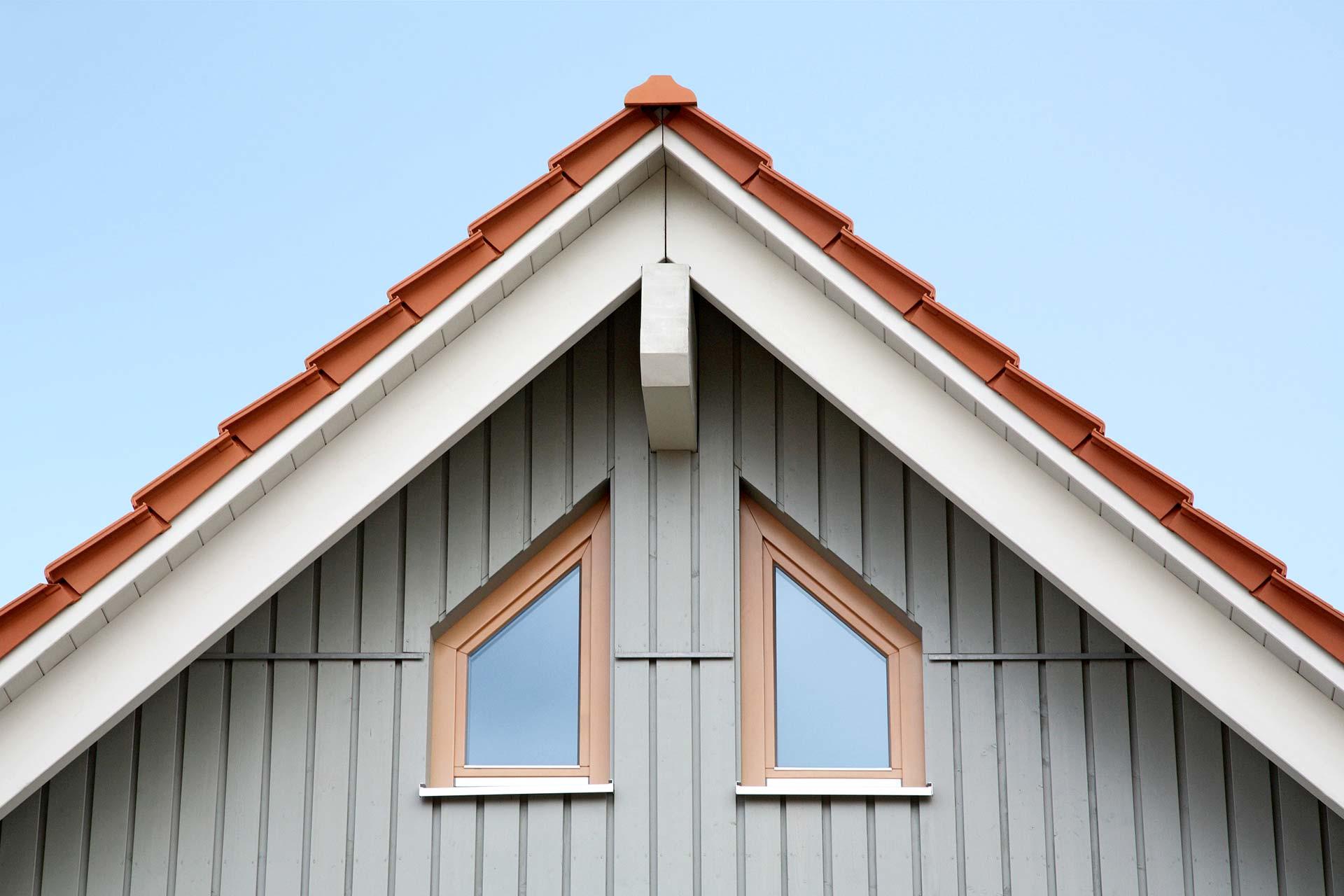 Holzhaus in Bayern